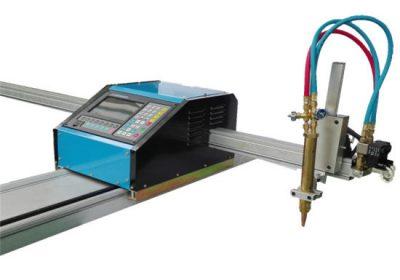 Made í Kína plasma kerfi plasma kyndill og borð skútu klippa málm plasma CNC vél