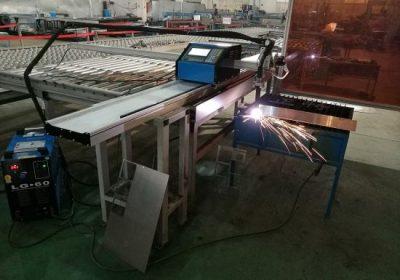 Top gæði lítil CNC plasma klippa vél / CNC plasma klippa machine1325