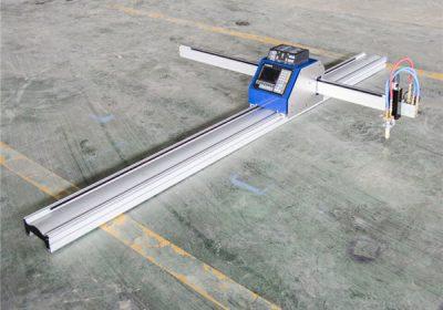 Heitt sölu ódýrt verð JX-1325 CNC plasma skeri / gantry CNC plasma klippa vél 43A / 63A / 100A / 160A / 200A