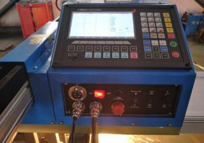 Gull gæði með thc CNC plasma málm klippa vél