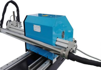 ál gleri CNC plasma klippa vél