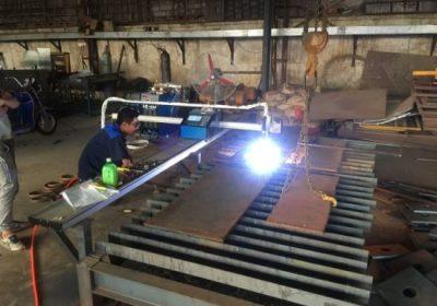 Auglýsingar 5 ás CNC plasma klippa vél