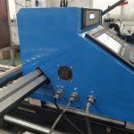 flytjanlegur CNC 43A máttur plasma klippa vél START Vörumerki LCD pallborð stjórna kerfi plasma skera málm vél verð