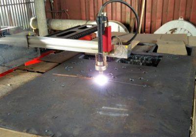 Economic HIWIN járnbraut JX-2030 gantry CNC plasma klippa vél