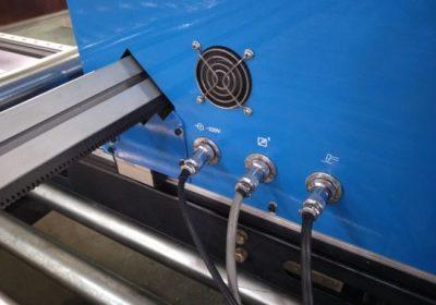Gantry Tegund CNC Plasma Skurður Machine, stál diskur klippa vél plasma skútu