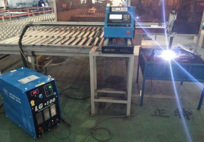 Gantry Tegund CNC Plasma Skurður og Plasma Skurður Machine, stál diskur klippa og bora vélar verksmiðju verði