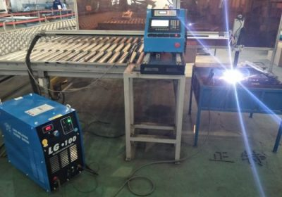 Heildverslun Portable Taiwan CNC Gas pípa uppsetningu plasma klippa vél