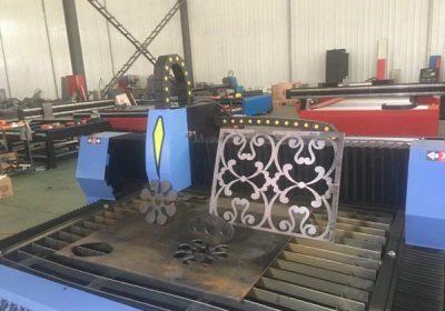 Góð persóna CNC plasma málm klippa vél