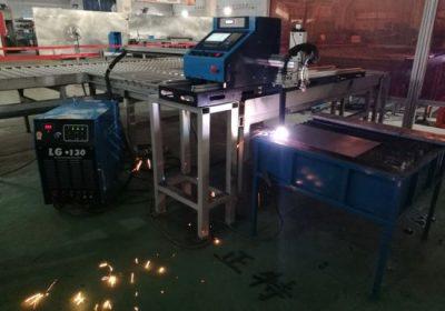 Big máttur 200a með f2100 CNC stjórnandi CNC plasma klippa vél