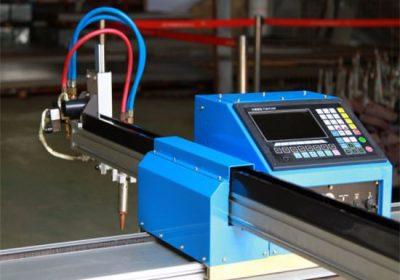 Létt þyngd gantry CNC klippa vél plasma