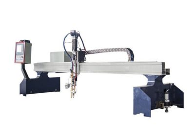 Portable CNC Plasma Skurður Machine gas skútu